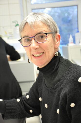 Brigitte COSQUER
